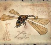 Нажмите на изображение для увеличения Название: рисунок-самолет-вертолет-дизельпанк-1101799.jpg Просмотров: 20 Размер:81.6 Кб ID:1139457