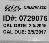 Нажмите на изображение для увеличения Название: Calibrate Date 05-02-2016.jpg Просмотров: 2 Размер:30.5 Кб ID:1190820