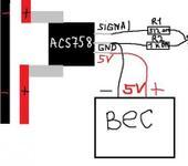 Нажмите на изображение для увеличения Название: Схема ACS758.jpg Просмотров: 52 Размер:27.6 Кб ID:1235658