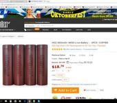 Нажмите на изображение для увеличения Название: HG2 3000mAh 18650 Li-ion Battery  -  4PCS  COFFEE .jpg Просмотров: 98 Размер:54.1 Кб ID:1253884