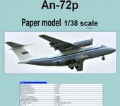 Нажмите на изображение для увеличения Название: An-72p-01.jpg Просмотров: 42 Размер:56.9 Кб ID:1283337