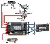 Нажмите на изображение для увеличения Название: RX-to-AMP-Connection.jpg Просмотров: 1 Размер:51.2 Кб ID:1289547