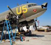 Нажмите на изображение для увеличения Название: an-ex-israeli-air-force-dc3-dakota-is-restored.jpg Просмотров: 74 Размер:69.8 Кб ID:1335004