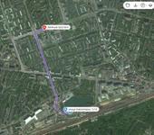 Нажмите на изображение для увеличения Название: Маршрут от метро Перово до трассы.jpg Просмотров: 45 Размер:94.7 Кб ID:1417927