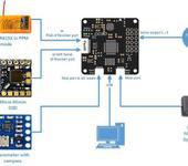 Нажмите на изображение для увеличения Название: CC3D wiring variant 2.jpg Просмотров: 35 Размер:46.9 Кб ID:1440473